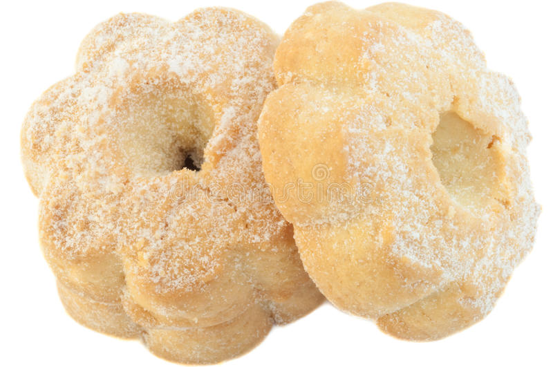 意大利饼干 免版税库存照片