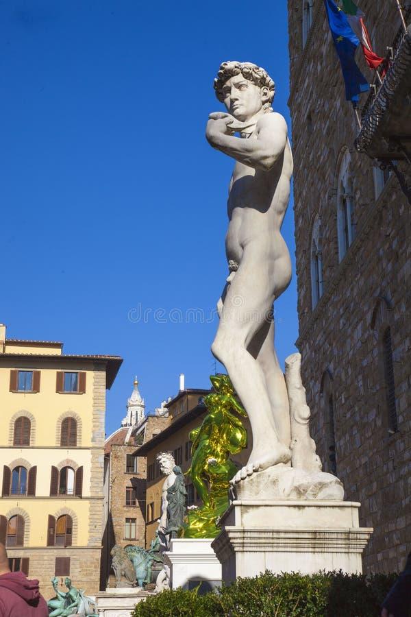 意大利,托斯卡纳,佛罗伦萨 免版税库存图片