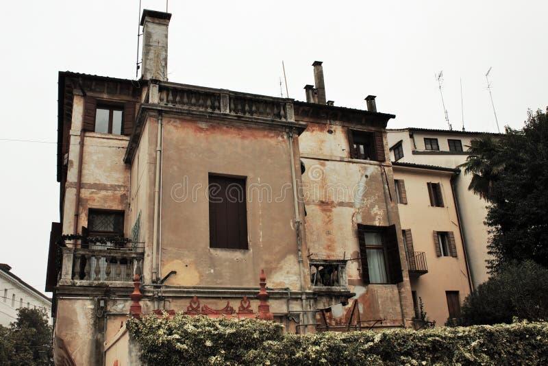 意大利,特雷维索 免版税库存图片