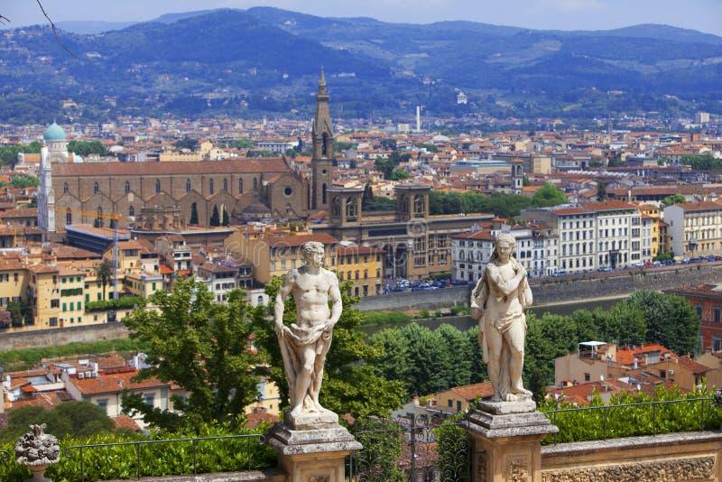 意大利 佛罗伦萨 意大利 免版税库存图片