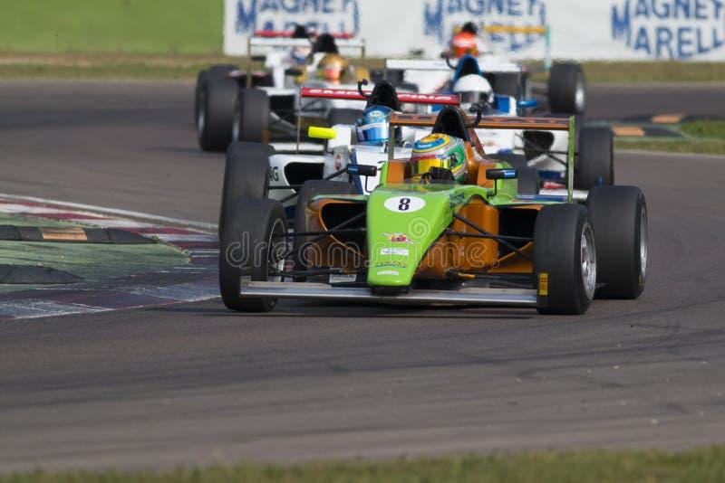 意大利F4冠军 免版税库存照片