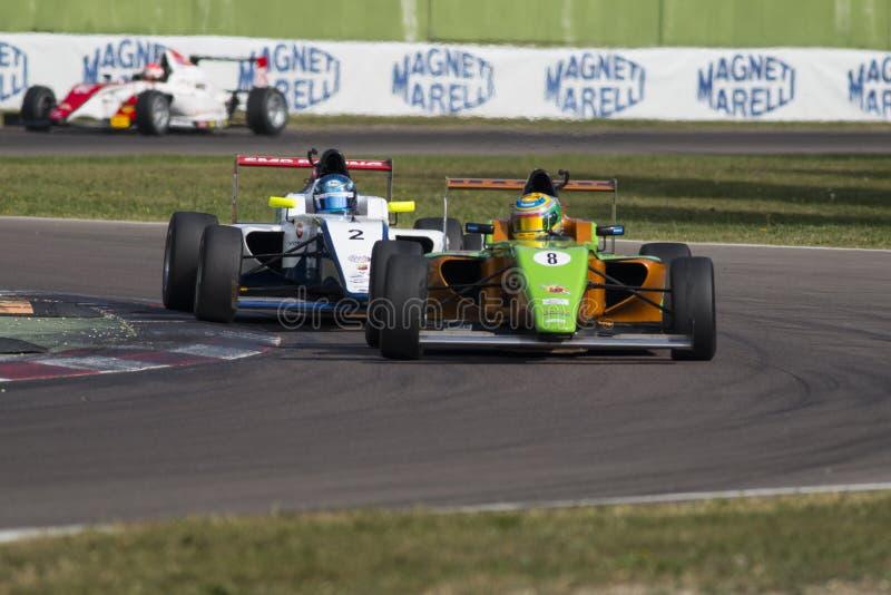 意大利F4冠军 免版税库存图片