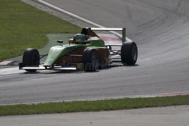 意大利F4冠军 免版税图库摄影