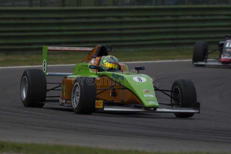 意大利F4冠军 库存图片