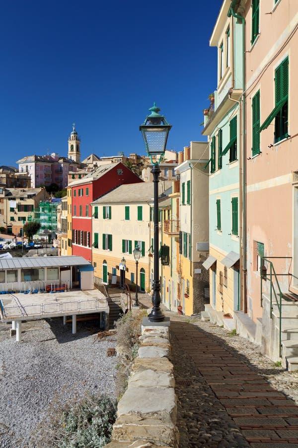 意大利pontetto街道 库存图片