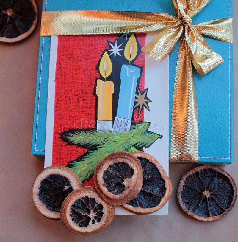 愿望圣诞快乐和新年快乐1 免版税库存图片