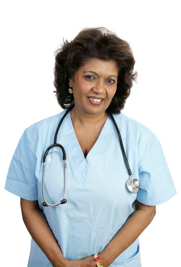 慈悲的医疗专业人员 库存照片