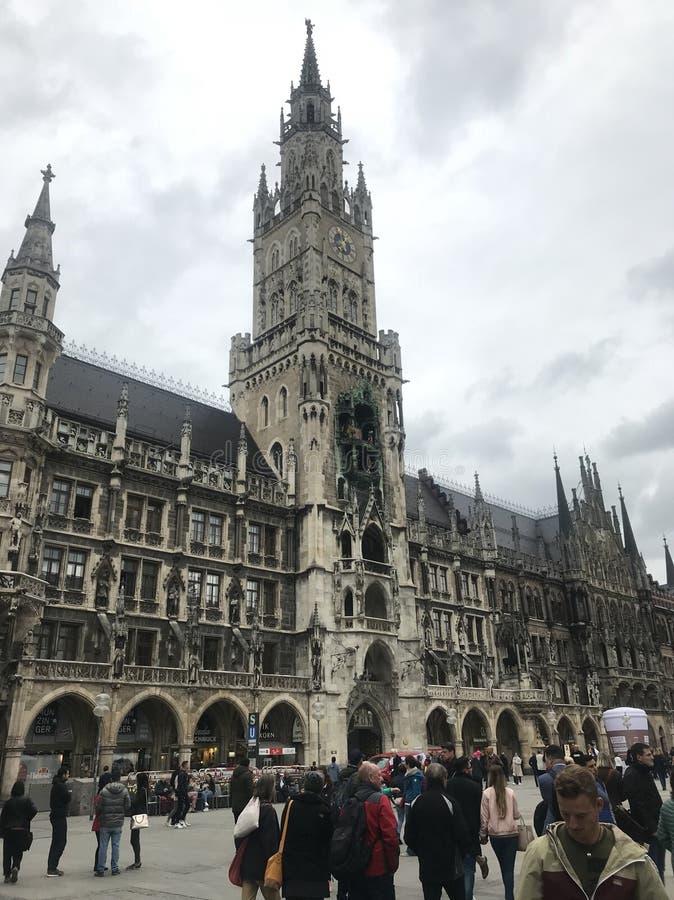 慕尼黑 免版税库存照片