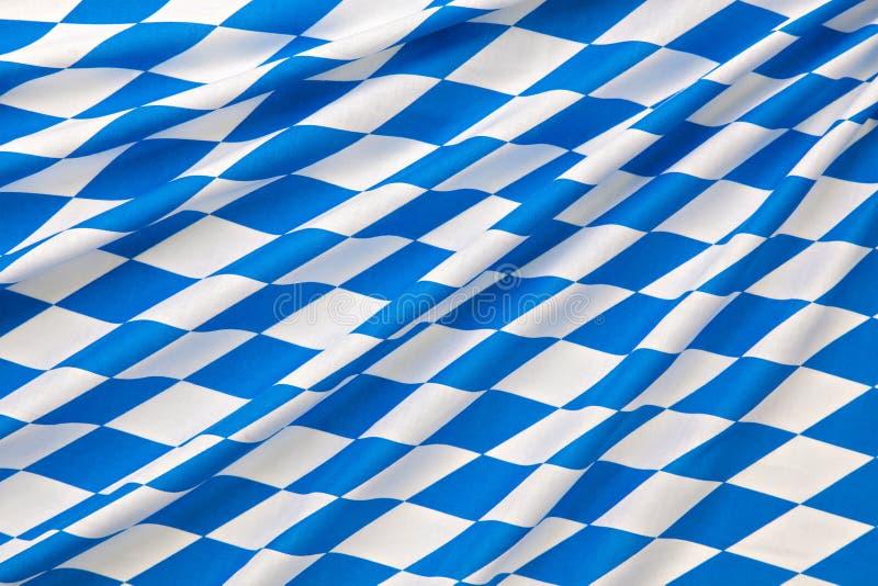 慕尼黑啤酒节方格的背景 免版税图库摄影