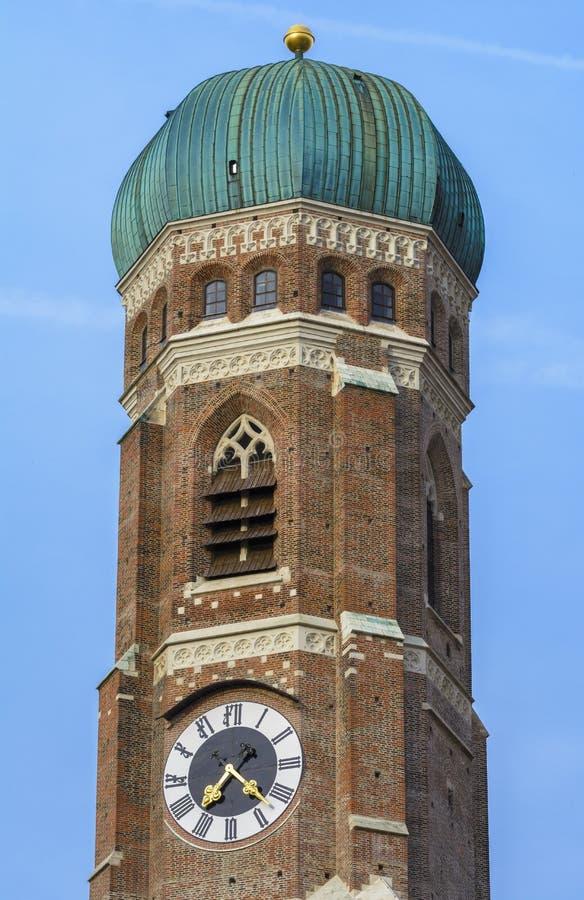 慕尼黑标志 免版税库存照片