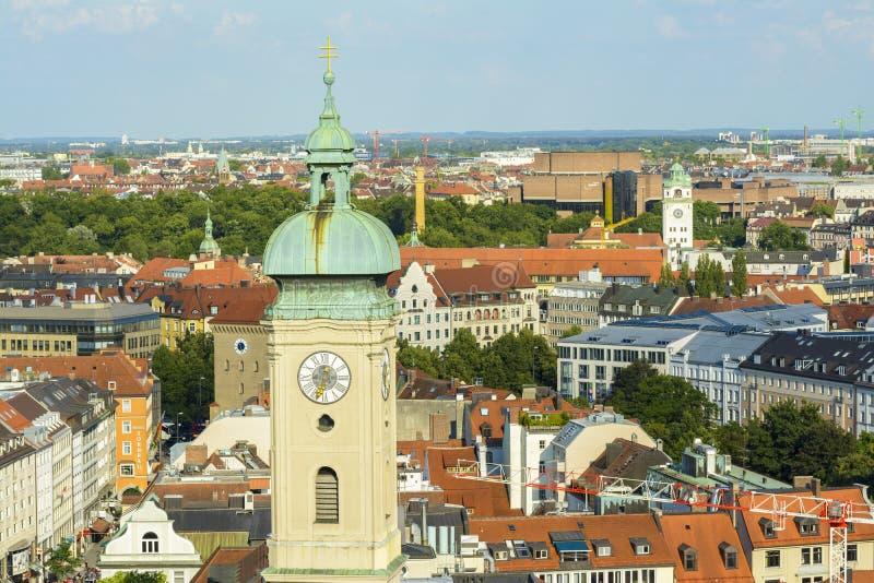 慕尼黑,德国 免版税库存照片