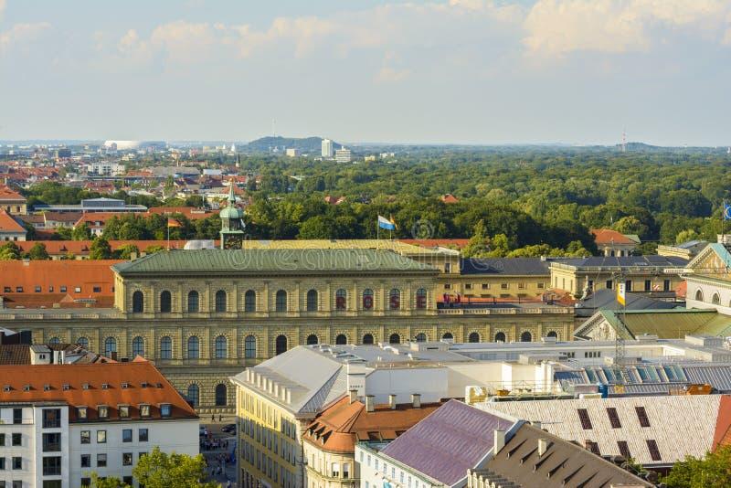 慕尼黑,德国 库存照片