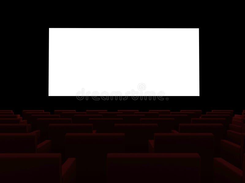 戏院剧院 向量例证