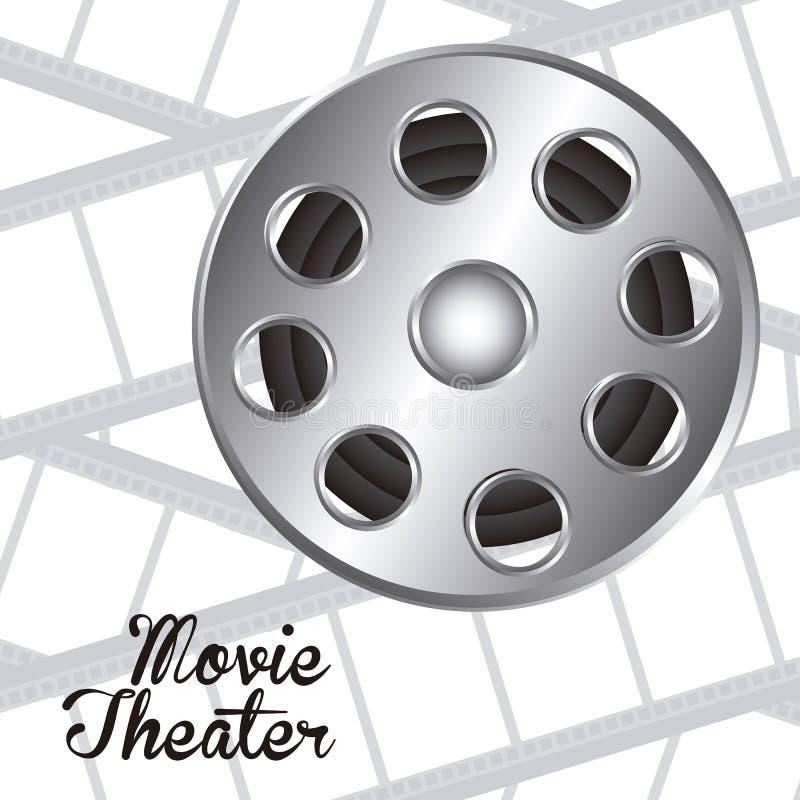 Download 电影象 向量例证. 插画 包括有 明胶, 行业, 图标, 金属, 内存, 照相机, 好莱坞, 颜色, 电影 - 30331036