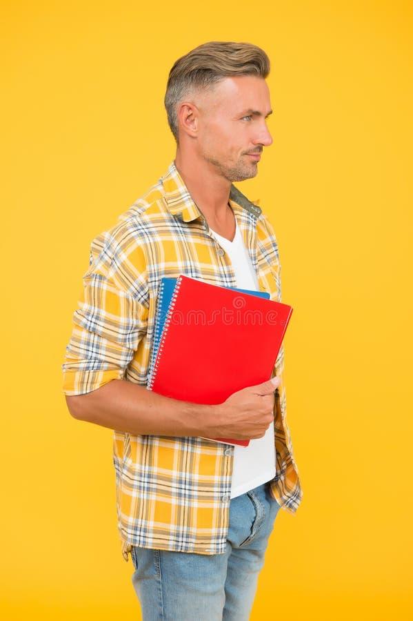 成人教育课程 计划业务计划 时间管理和组织技能 努力学习 从不 免版税库存照片