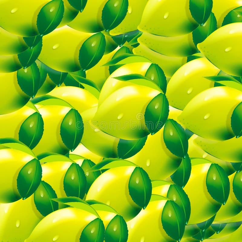 成熟的柠檬 库存图片