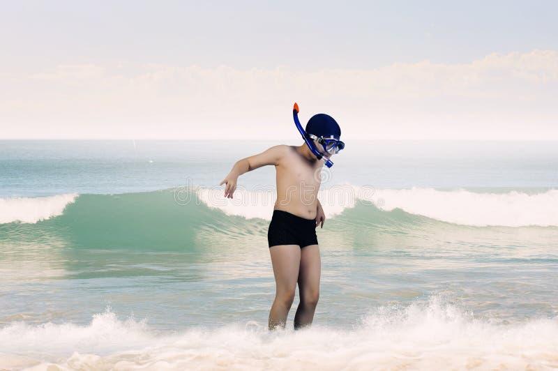 我了不起的暑假 免版税图库摄影