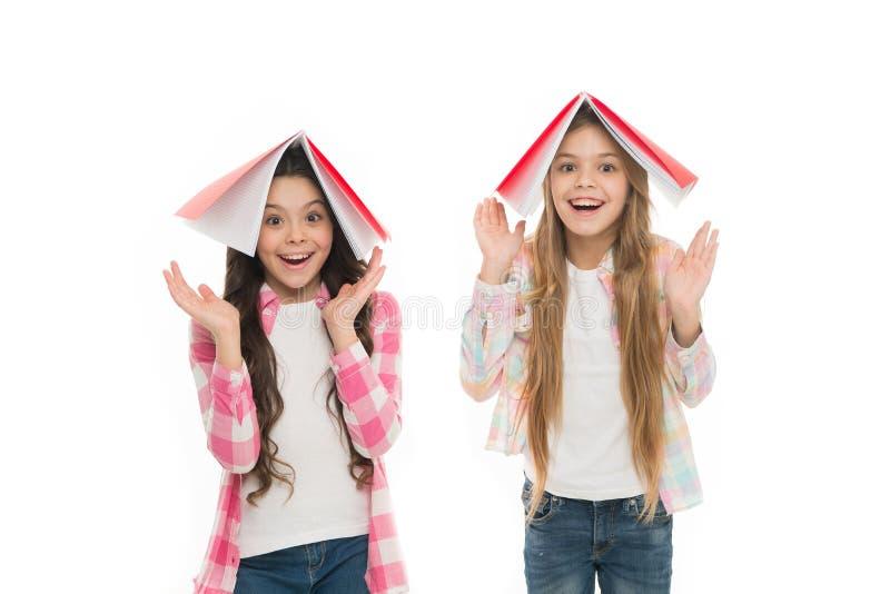 我们爱研究 运载课本的学生对学校课程 学习是乐趣 额外学校课程的购买书 ?? 免版税库存照片
