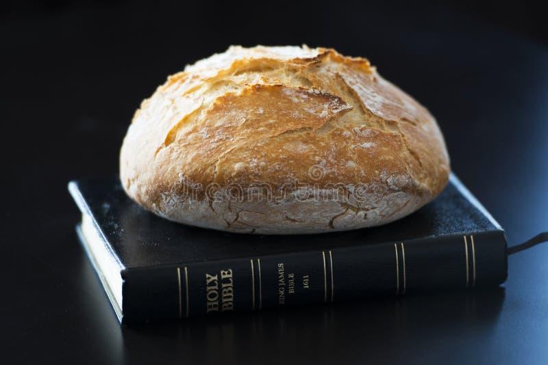 我们的每日面包 图库摄影