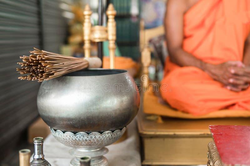 我们相信Buddhisms教学 图库摄影