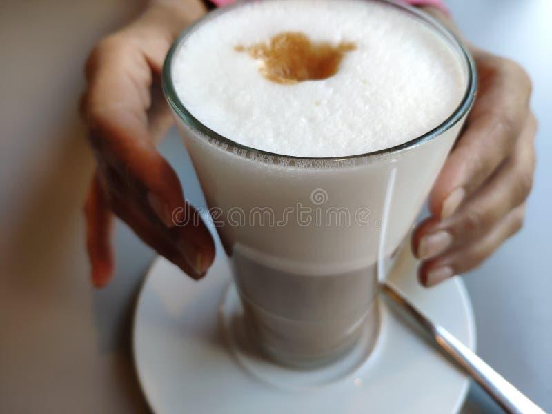 我喜欢的咖啡 库存图片