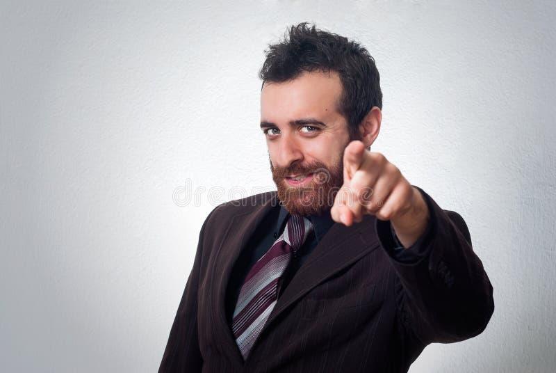 我想要您 免版税库存图片