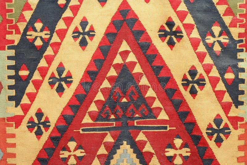 我构造的背景地毯 免版税库存照片