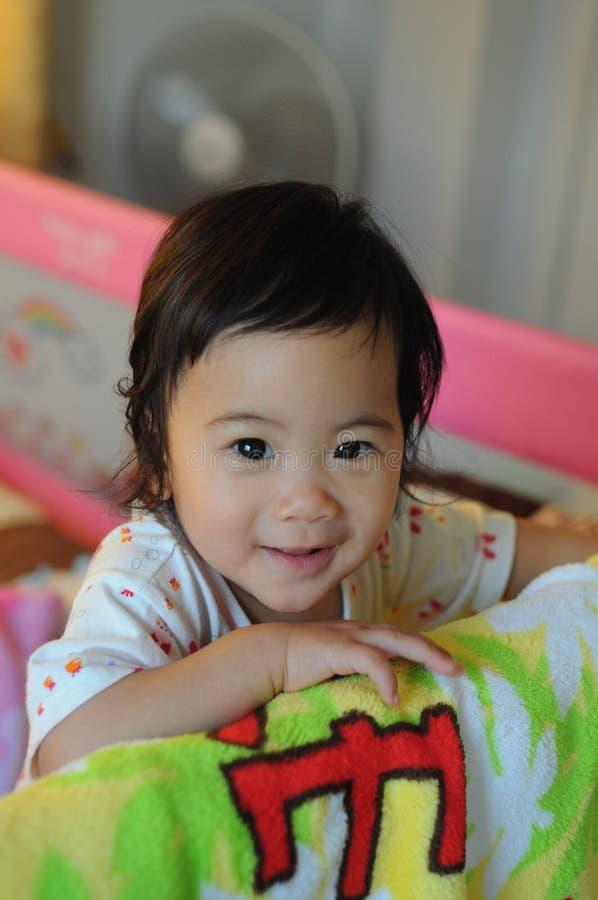 我的婴孩 免版税库存照片
