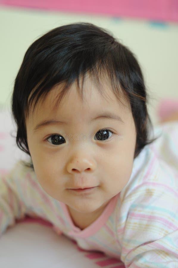 我的婴孩 图库摄影