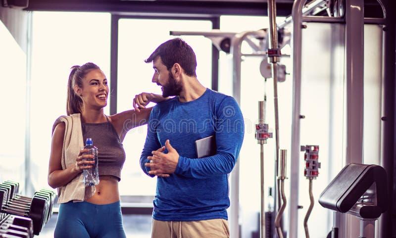 我要听见什么您考虑今天锻炼 免版税库存图片