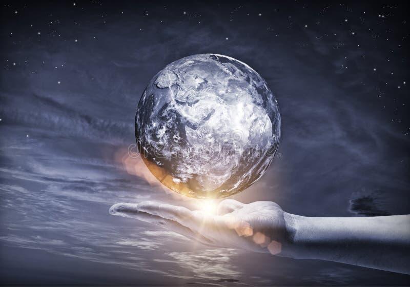 我们的地球行星. 污染, 全球.