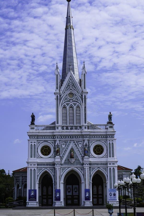 我们的夫人Cathedral诞生  免版税库存图片