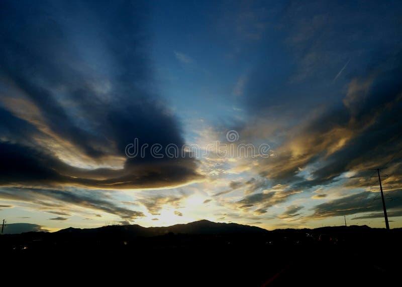 或者天空是否是极限?依靠谁您问! 库存图片