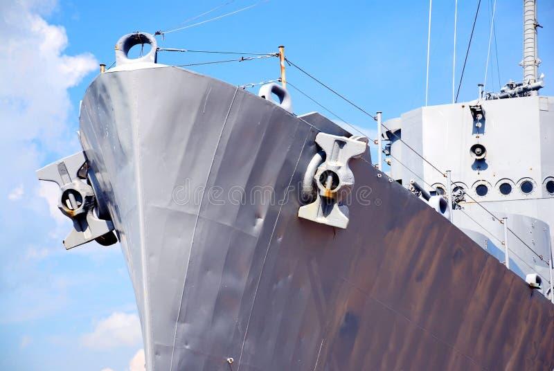 战舰斯图尔特uss 库存图片