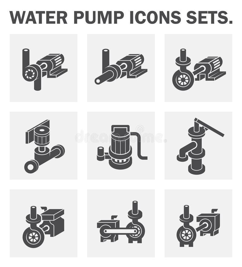 Download 截去的查出的路径泵水白色 向量例证. 插画 包括有 工程, 管道, 轻拍, 下水道, 马达, 离心, 处理 - 62529581