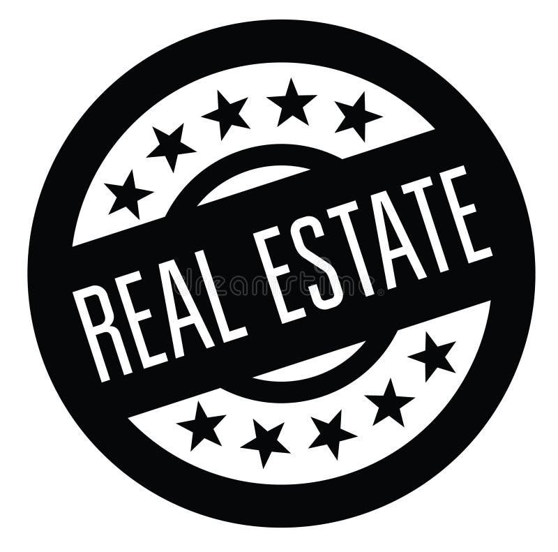房地产不加考虑表赞同的人 向量例证