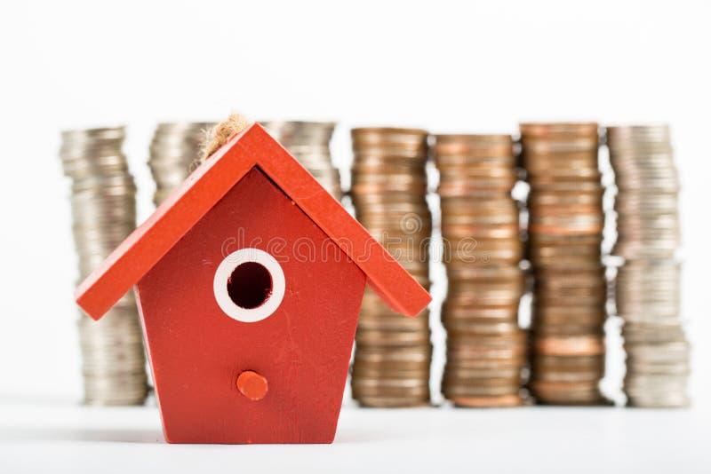 房地产家 免版税库存图片