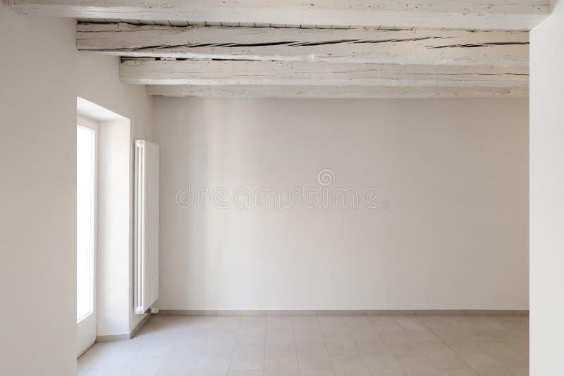 房子内部老 免版税库存图片