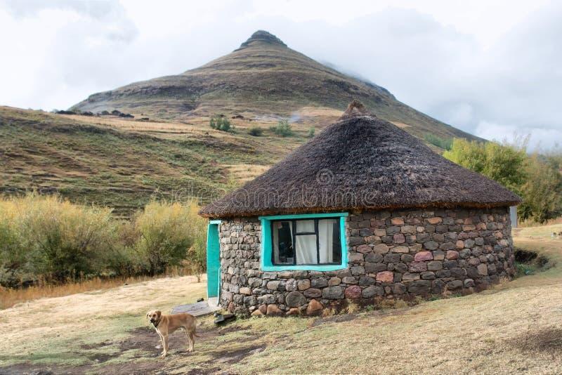 房子农村传统 库存照片