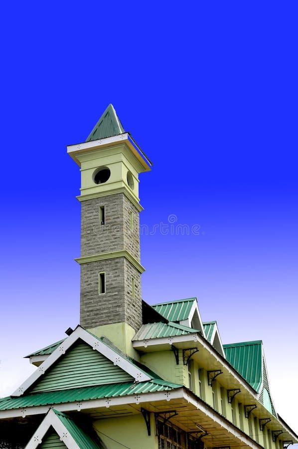 房子塔 库存照片