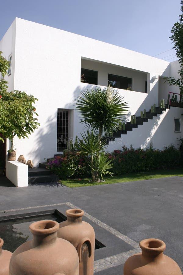 房子墨西哥 库存图片