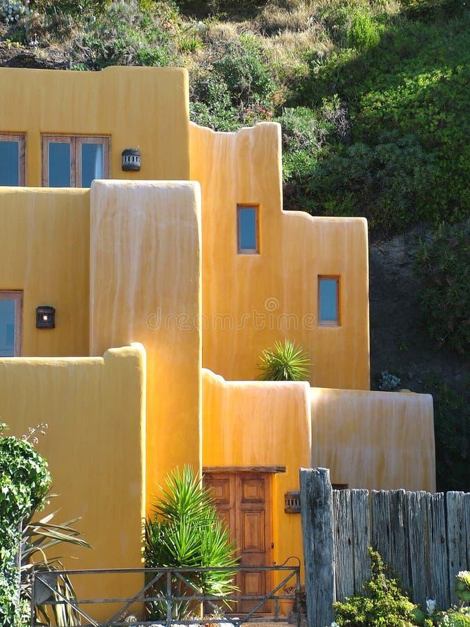 房子墨西哥 图库摄影