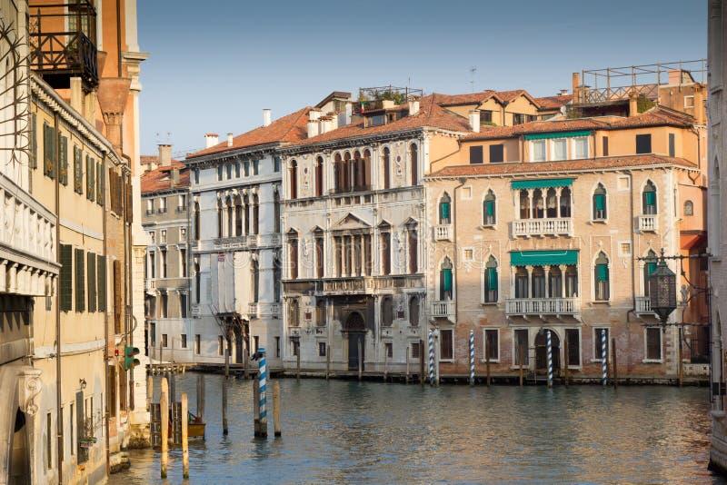 房子意大利老威尼斯 库存图片