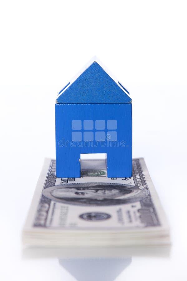 房子投资 图库摄影