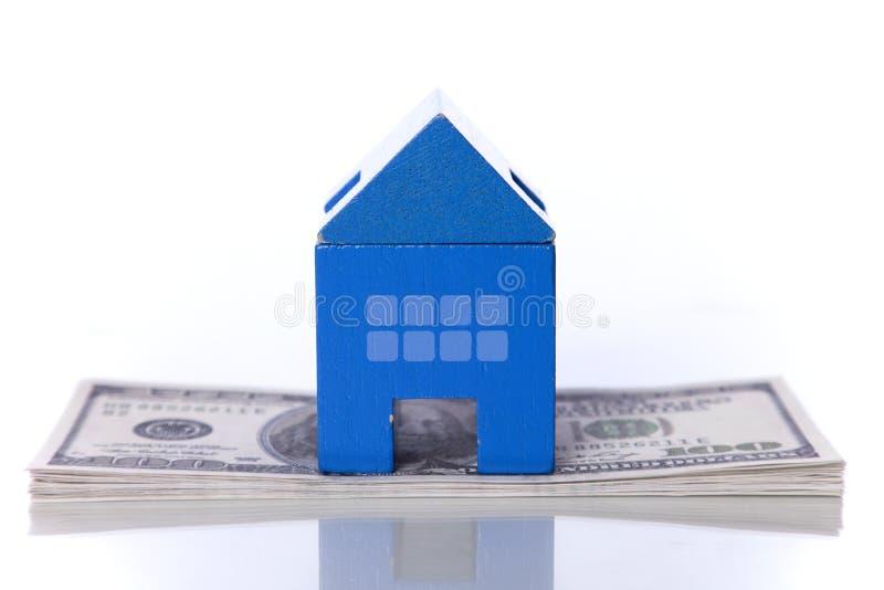 房子投资 库存图片