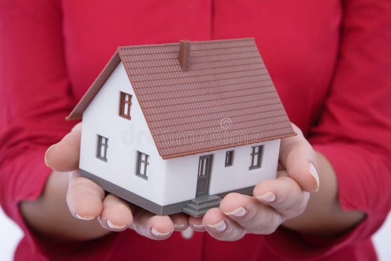 房子投资 库存照片
