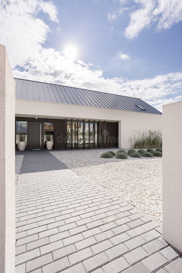 房子照片  免版税图库摄影