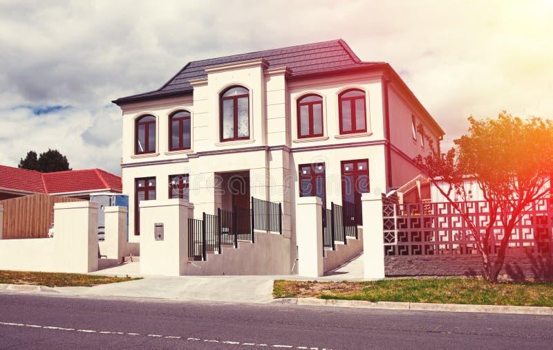 房子的图片 免版税图库摄影