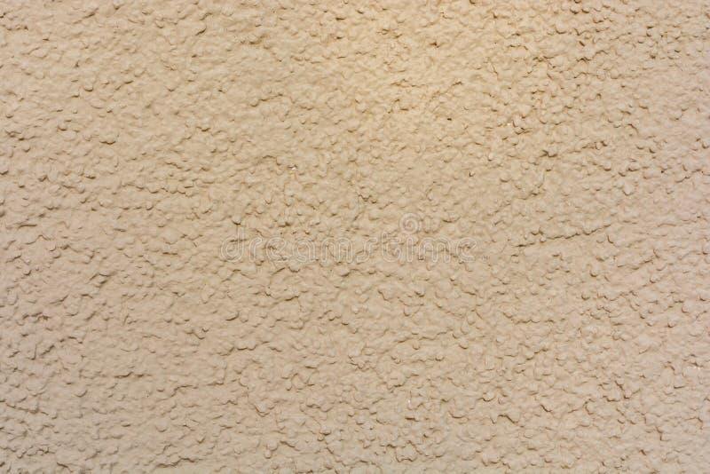 房子的涂灰泥的门面详细 库存图片