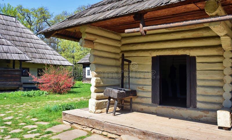 房子老传统 图库摄影